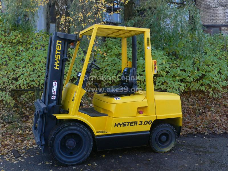 136 Hyster H3.00XM